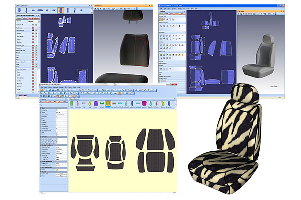 Optitex 2D/3D Suite – CAD/CAM design software | Singapore