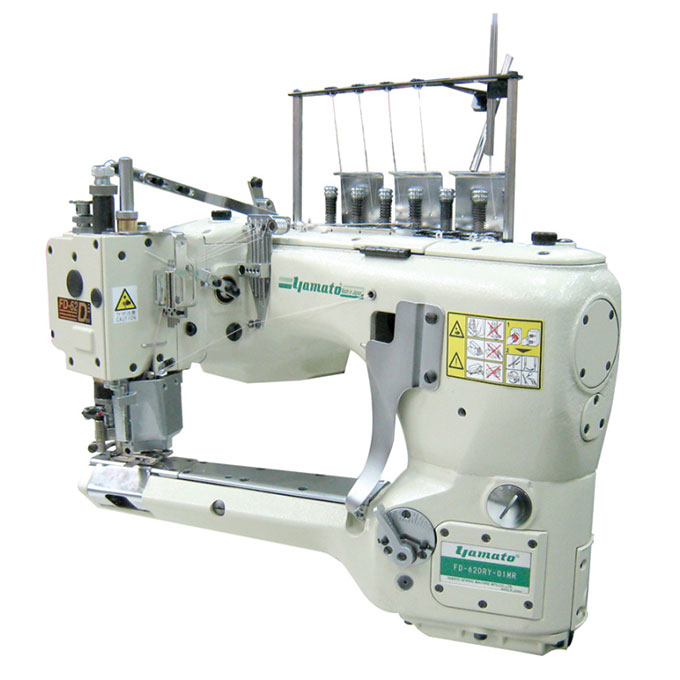 40Needle 40Thread Flat Seamer FD402G40MR Dry Singapore Gorgeous 4 Needle Sewing Machine
